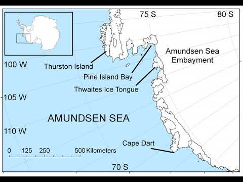 Amundsen Sea | Wikipedia audio article