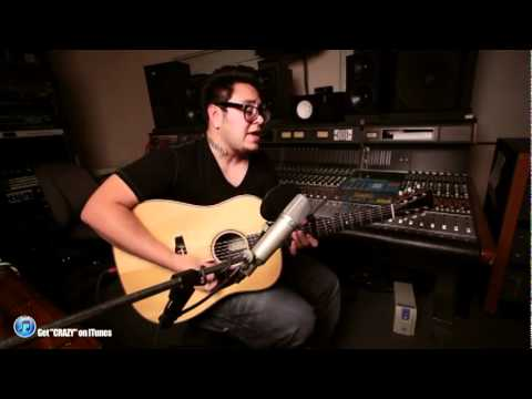 Andrew Garcia Crazy Acoustic Version (shorter version)