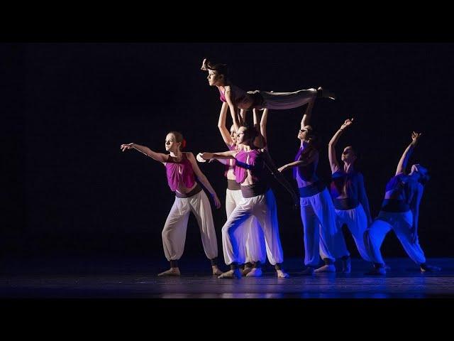 Aladdin in prigione • Danza Classica Accademico 2 | Scuola di Danza On Stage Brescia