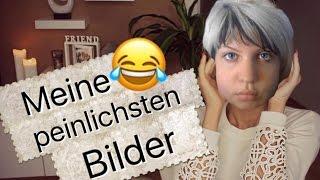 DIE PEINLICHSTEN BILDER VON MIR ♡ Sarah Nowak