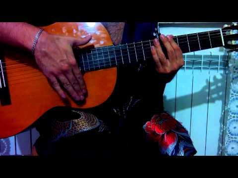 Гитара Урок 1: бой 8ка