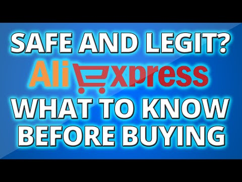 Is Aliexpress Safe And It Updated