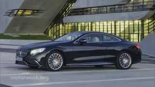 MotorWeek | Quick Spin: 2015 Mercedes-Benz S Class Coupe