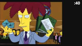 60 Second Simpsons Review - Sideshow Bob Roberts