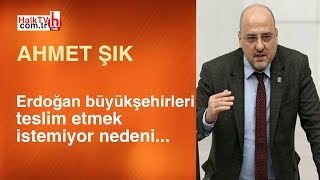 Ahmet Şıktan Bomba Açıklama Erdoğan Teslim Etmek Istemiyor Nedeni...