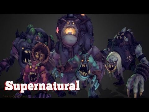Supernatural - Battle Royale Action Gameplay Android | New Game