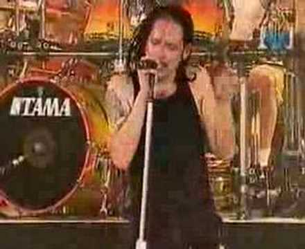 Korn - Kill you (Live At Big Day Out).