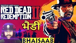 भैंडी - Some Forgotten Missions - Red Dead Redemption 2 PS4 PRO