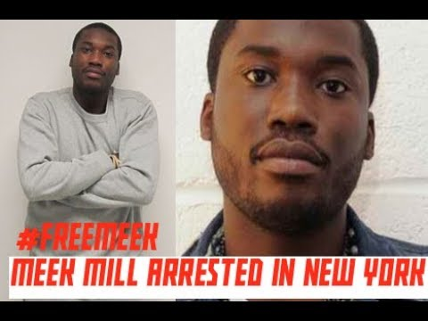 Meek Mill ARRESTED IN NYC For Disorderly Conduct. Cops Followed Him on Dirt Bike. #FREEMEEKMILL