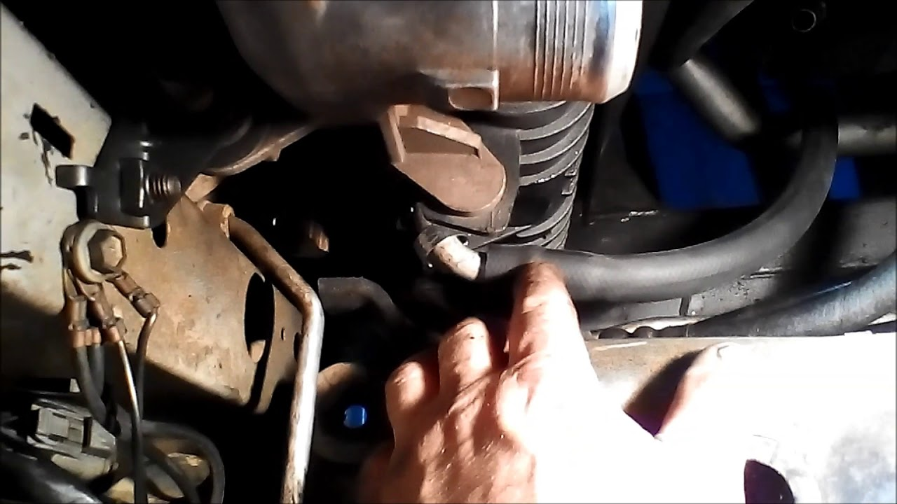 Transmission Cooler Line Repair - Landrover Discovery