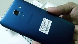 Samsung Galaxy J6 Unboxing and First Look | Infinity | Blue Color HandsOn