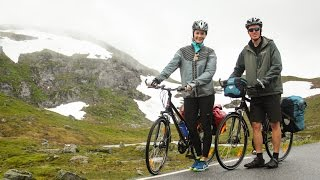Norway's Best Bike Tour? - (With Katelyn & Darren) - EP. #66