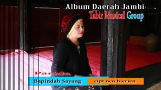 Gambar cover Lagu daerah jambi Parida- bupindah sayang_ parida