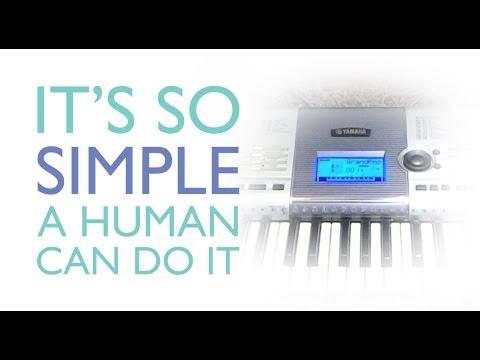 Simplest Yamaha Keyboard fix EVER