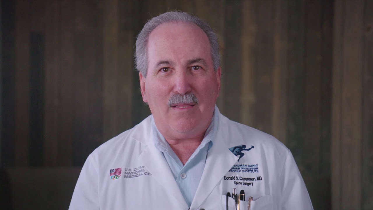 Spine CME Conferences 2019 | Lumbar Spine A to Z | Donald Corenman MD, DC