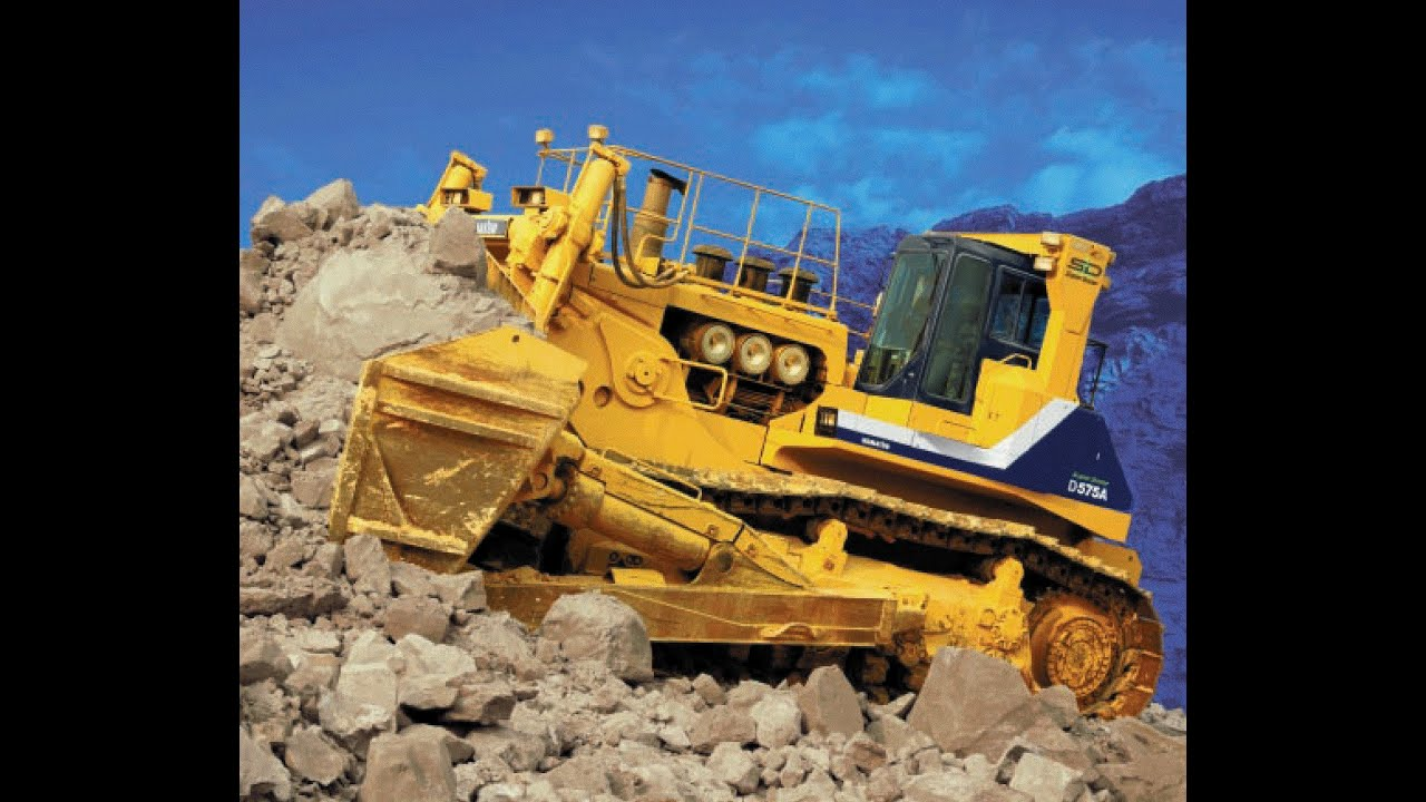 20+ Cat D11 Vs Komatsu D575a Pictures and Ideas on Meta Networks