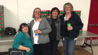 Living Word Baptist Church Operation Christmas Child 2015