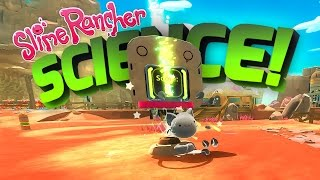Slime science hoop gadget& lava dust! rancher 0.4.0 update - new areas! fynnpire
