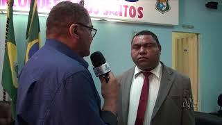 Vereador Luisinho faz requerimento de implantação de uma praça na Lagoa do Boi