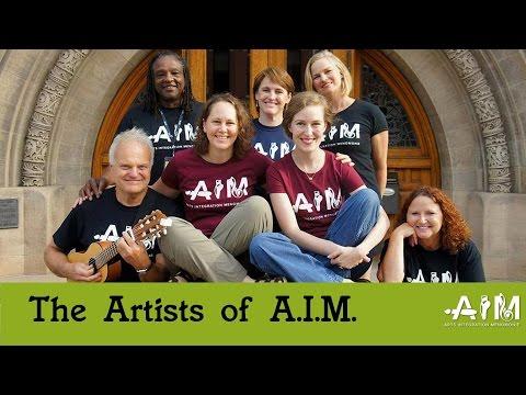 The Artists of A.I.M. | Arts Integration Menomonie