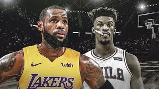 Jimmy Butler a perfect fit with LEBRON, Anthony Davis on the LAKERS? l ESPN First Take