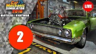 Co ja gram?! #2 Car Mechanic Simulator 2018 (2/3)