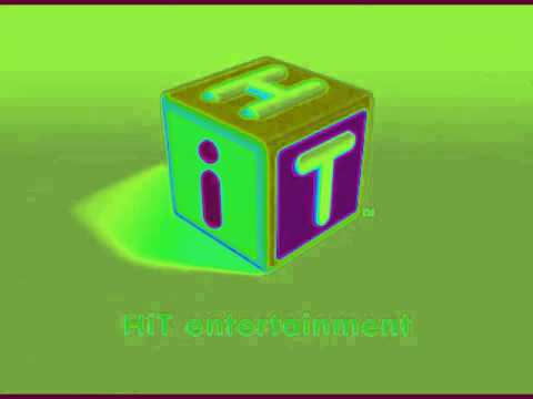 Walt Disney Television Hit Entertainment Logo {2005} Slow