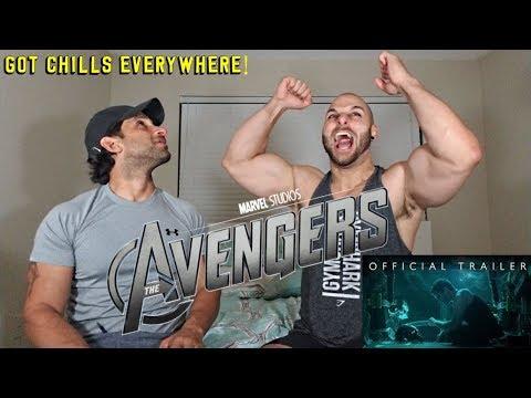 AVENGERS ENDGAME Trailer REACTION