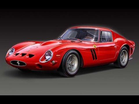 Le 10 Ferrari più costose del mondo