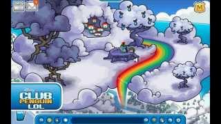 Club Penguin Lol | Como conseguir el Puffle Arcoiris 4/4