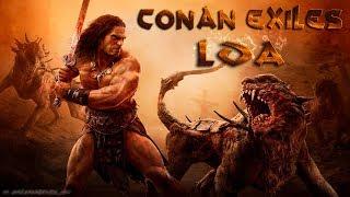 Conan Exiles LDA - Первый игровой трейлер.