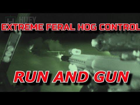 EXTREME FERAL HOG CONTROL 300+ HOGS DOWN