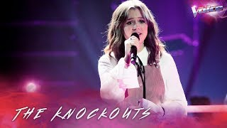 The Knockouts Mikayla Jade sings Nobody Knows The Voice Australia 2018