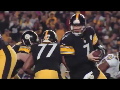 Ben Roethlisberger - 4th Quarter
