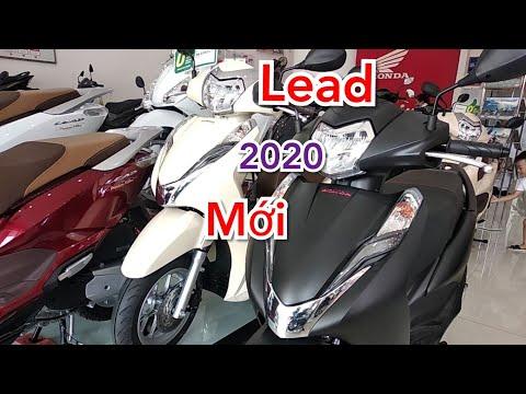 Xe Lead Mới 2020 - Báo Giá Xe Lead 125 Mới Nhâts