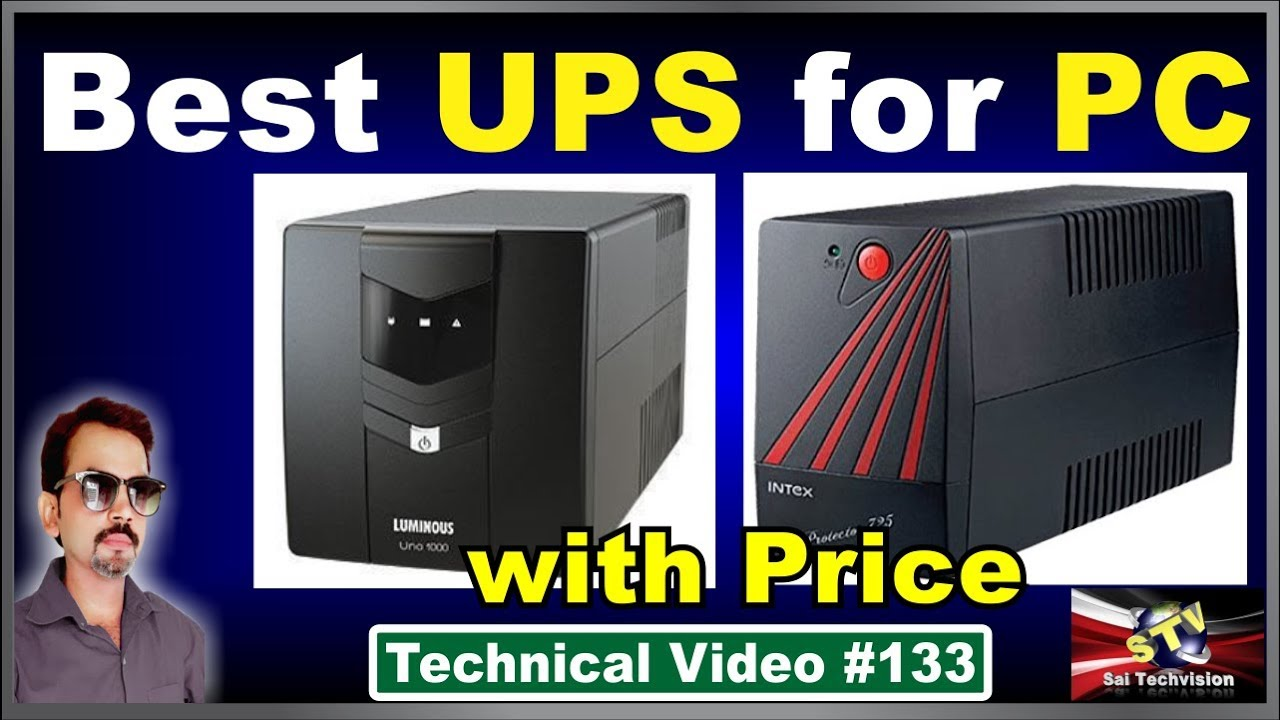 Best UPS for Desktop PC with Price in Hindi #133
