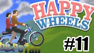 "HAPPY WHEELS - ""Babeťák"" (by PeŤan) 