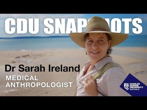 Dr Sarah Ireland, Medical Anthropologist