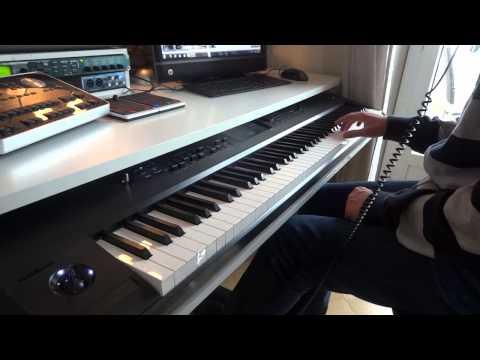 Eternal Sonata - Jewel of the Heart - Piano keyboard cover live