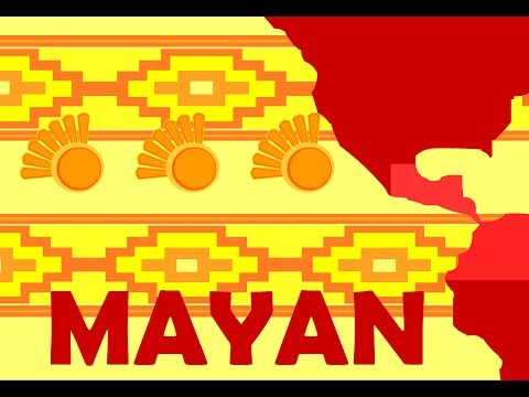 the mayan creation myth
