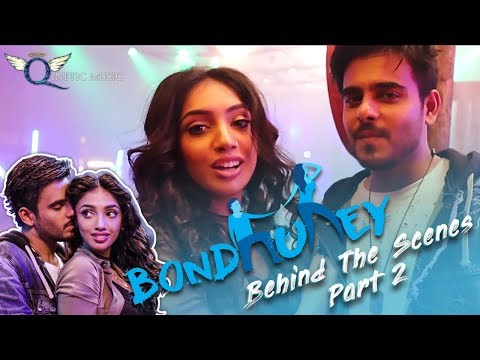 Bondhurey - Behind The Scenes: Part 2 (On Set)