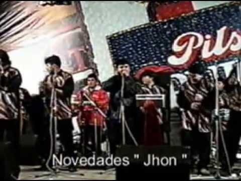 chacalon jr en el club libertad baile del recuerdo_parte 1