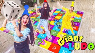 Playing Snakes and Ladders in Real Life!!🐍🎲♟ Winner Gets Rs. 10000