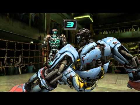 Real Steel; Atom vs Ambush