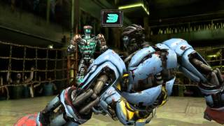 Real Steel; Atom vs Ambush