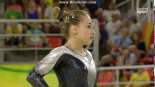 Carlotta Ferlito ITA Qual Fx Olympics Rio 2016