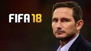 FRANK LAMPARD DERBY REBUILD!! FIFA 18