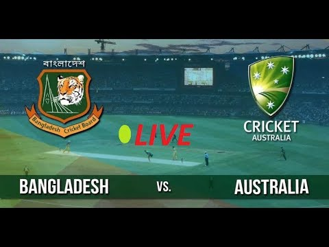 BANGLADESH VS AUSTRALIA   BAN Vs AUS MATCH Live Scorecard  : ICC CHAMPION TROPHY 2017