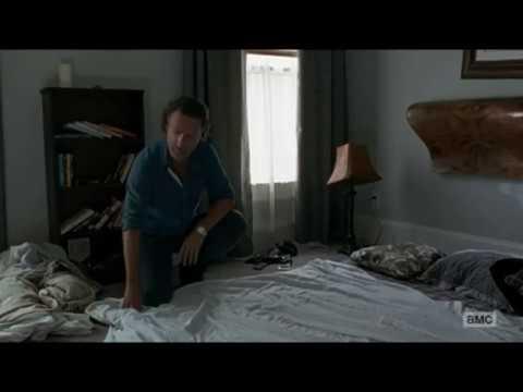 The Walking Dead 7x04 Rick Tells Michonne That Judith Isn't His Child
