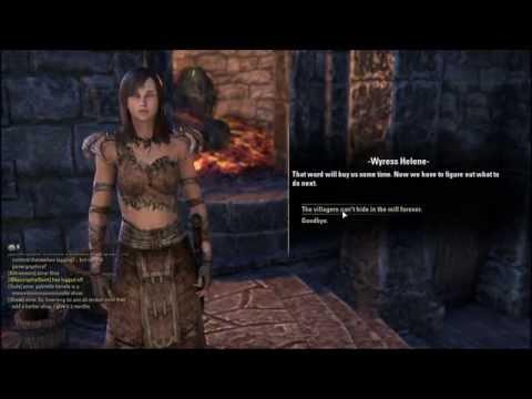Pissing People off in Elder Scrolls Online